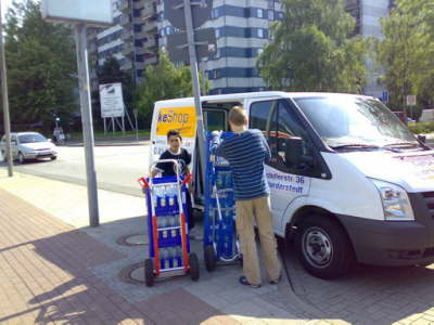 GetränkeShop Mobil liefert zu Ihnen nach Hause