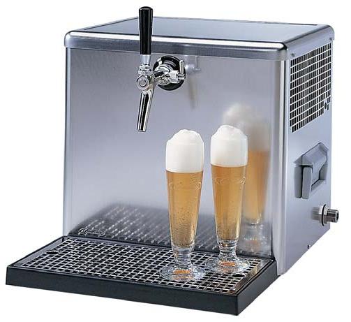 Zapfanlage für frisches Bier zum Verleih